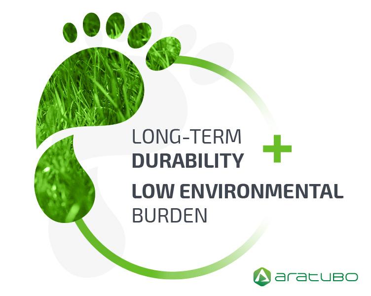 Long Term Durability Low Environmental Burden