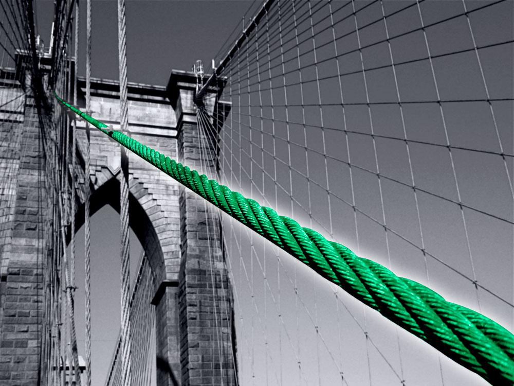 Brooklyn Bridge Galvanising