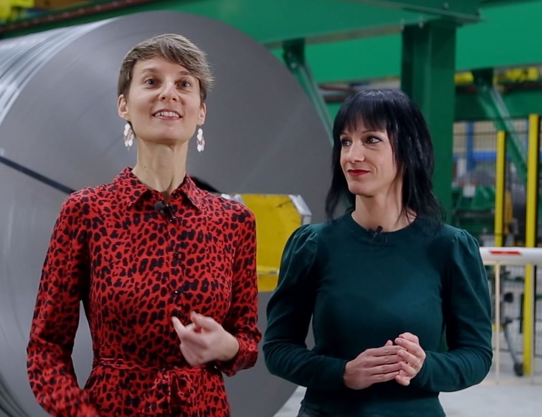 Erica & Onintza - Precision Steel Tubes for Automotive
