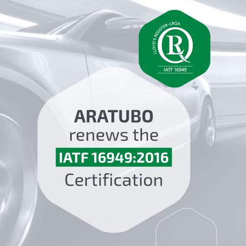 Aratubo IATF16949:2016 EN